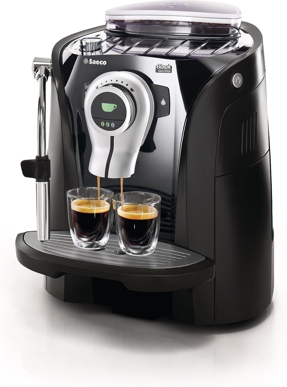 Philips Saeco RI9755/47 - Cafetera (Máquina espresso, 1,5 L, Granos de café, Molinillo integrado, 1400 W, Negro): Amazon.es: Hogar