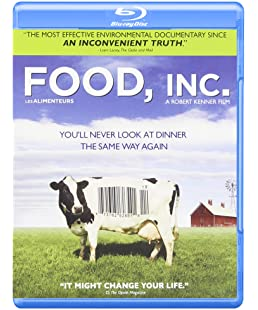 Food Inc ( Blu-ray )( Bilingual Packaging )