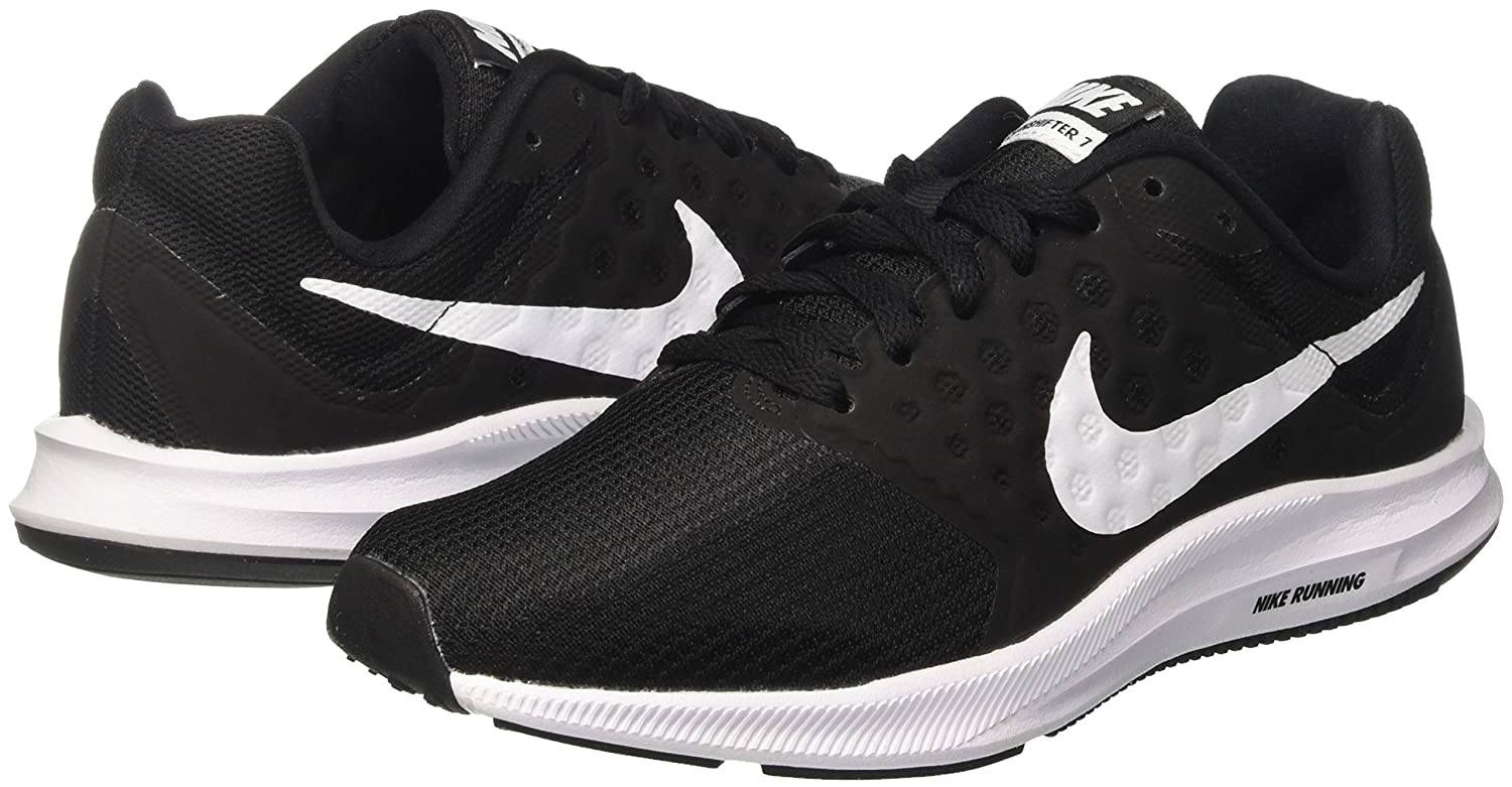 Nike Women s Downshifter 7 Black White Anthracite 5.5 B(M) US: Amazon.in:  Shoes & Handbags