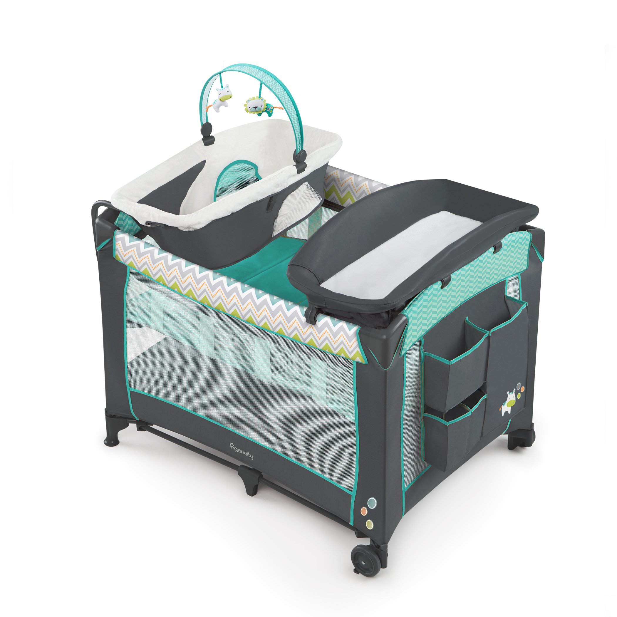 Ingenuity Smart and Simple Playard- Ridgedale
