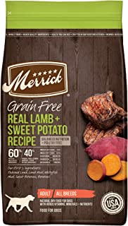 product image for Merrick Grain Free with Real Meat + Sweet Potato Dry Dog Food