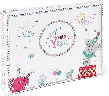Me to You Tatty Teddy Baby Nursery Memory Photo Album 1st Year Memories