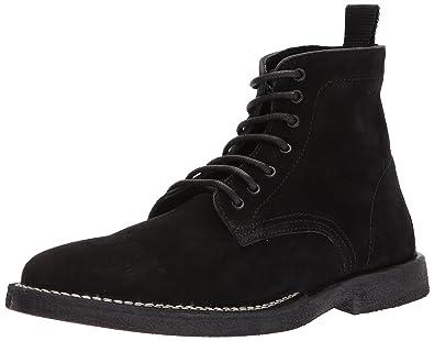 07f787aef56 Steve Madden Men s Laramee Winter Boot Black Suede 9 US US Size Conversion  ...
