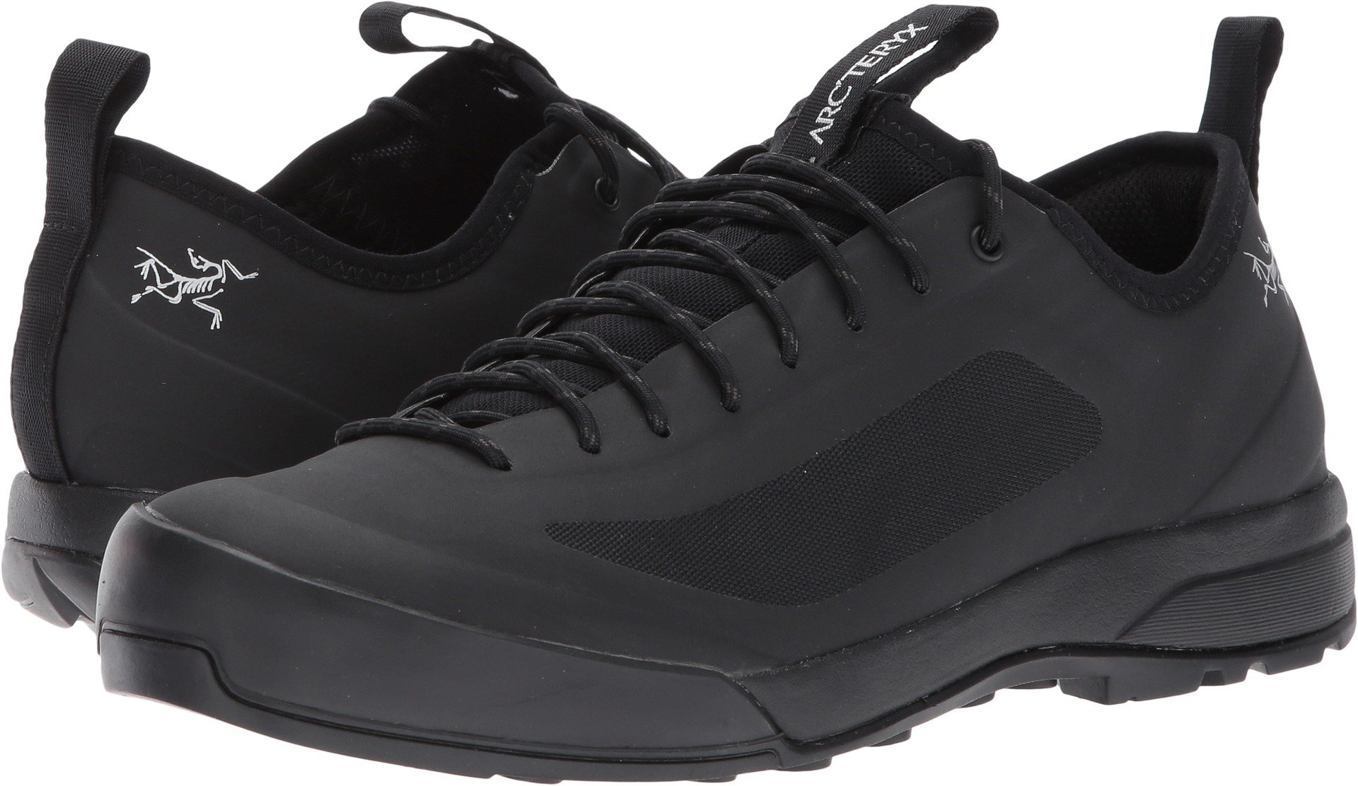 Arc'teryx Acrux SL Approach Shoes - Women's Black/Black 6.5
