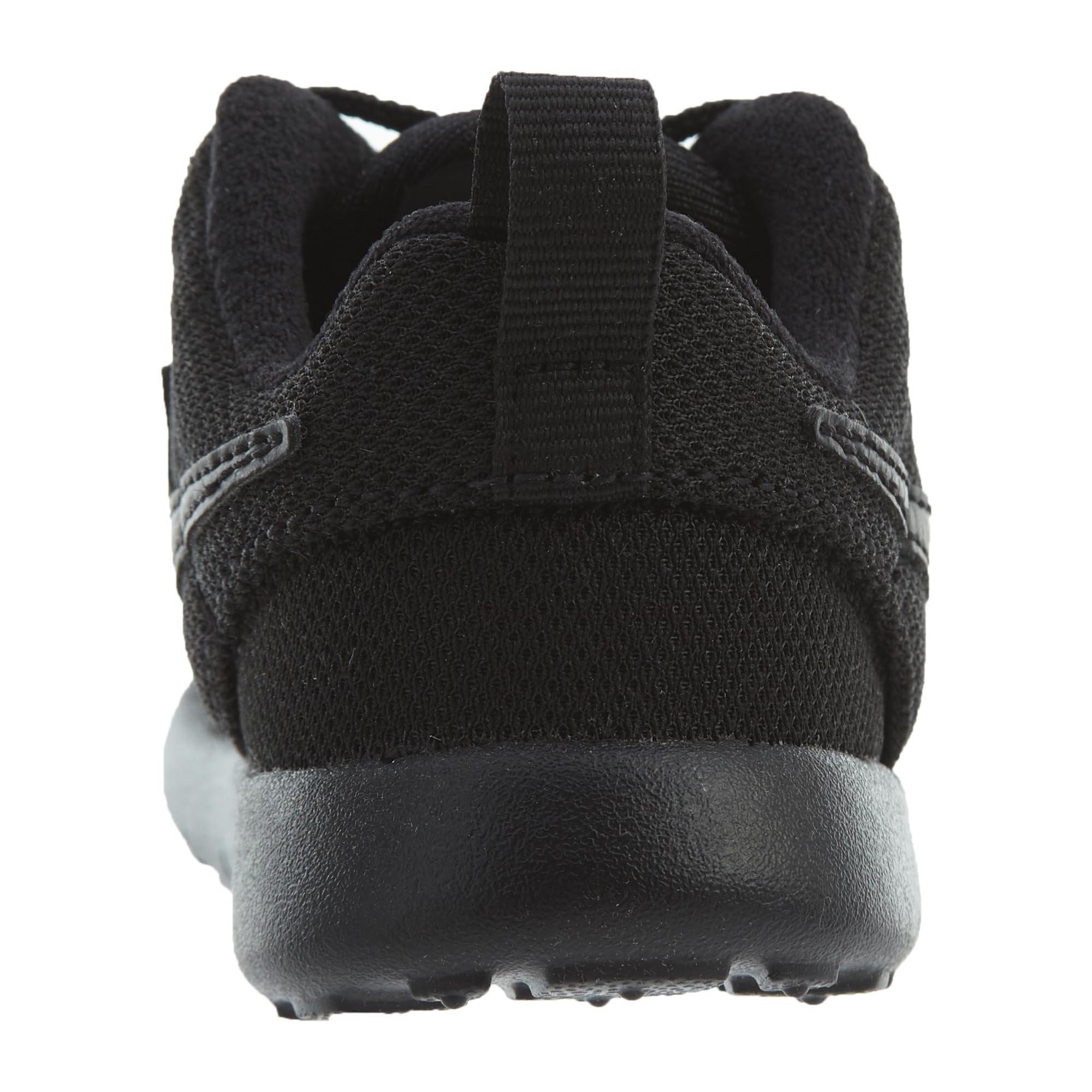 Nike Toddlers' Roshe One (TDV) Black Fabric Running Shoe 6 by Nike (Image #3)