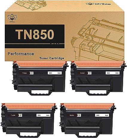 2PK TN880 High Yield Toner Cartridge for Brother HL-L6200DW HL-L6300DW MFC-L6700