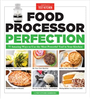 The food processor cookbook kitchenaid veerle de pooter food processor perfection 75 amazing ways to use the most powerful tool in your kitchen forumfinder Gallery