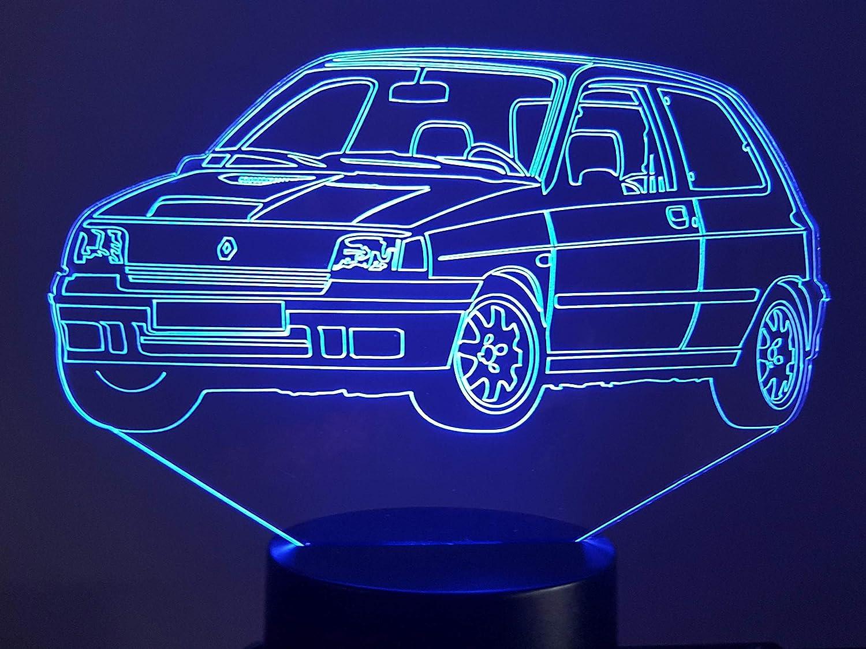 RENAULT CLIO WILLIAMS, 3D-Lampe LED