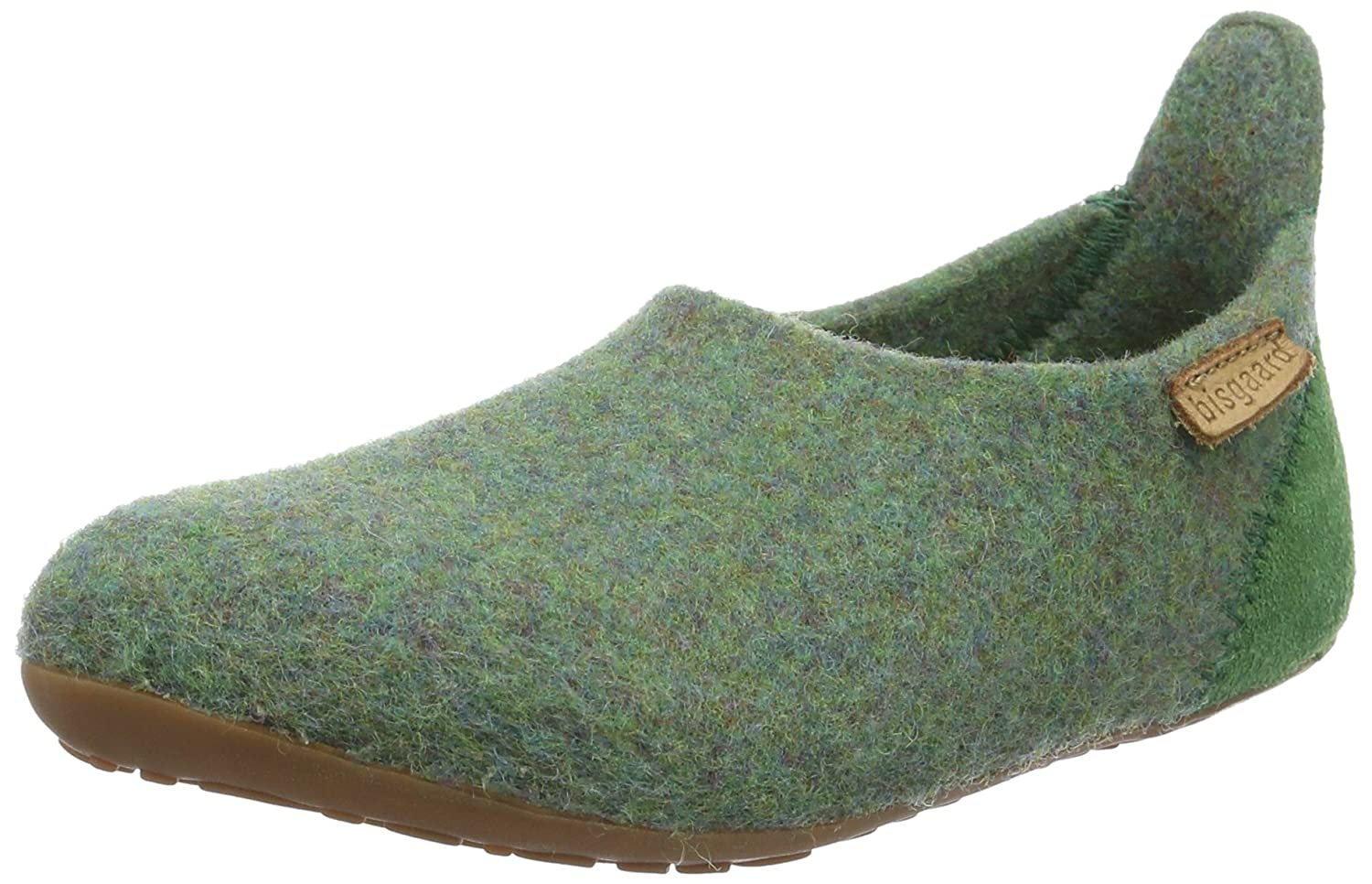 O/&N Girls Boys Kids Cute Suede Leather Slip-On Loafers Flats Casual Shoes