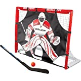 BAUER Street Hockey Goal Set 48' incl. Shooter, Stick & Ball