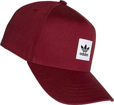 adidas Originals Aframe Cap One Size Collegiate Burgundy White at ... 7a737dd7302