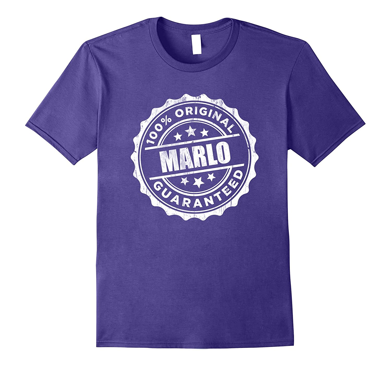 Marlo T-Shirt 100 Original Guaranteed-CD