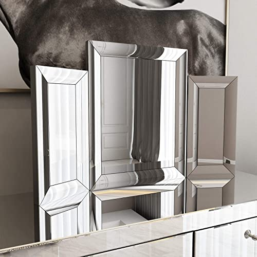 Mecor Tri-fold Vanity Mirror
