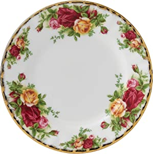 Royal Albert 15210008 Old Country Roses Bread and Butter Plate