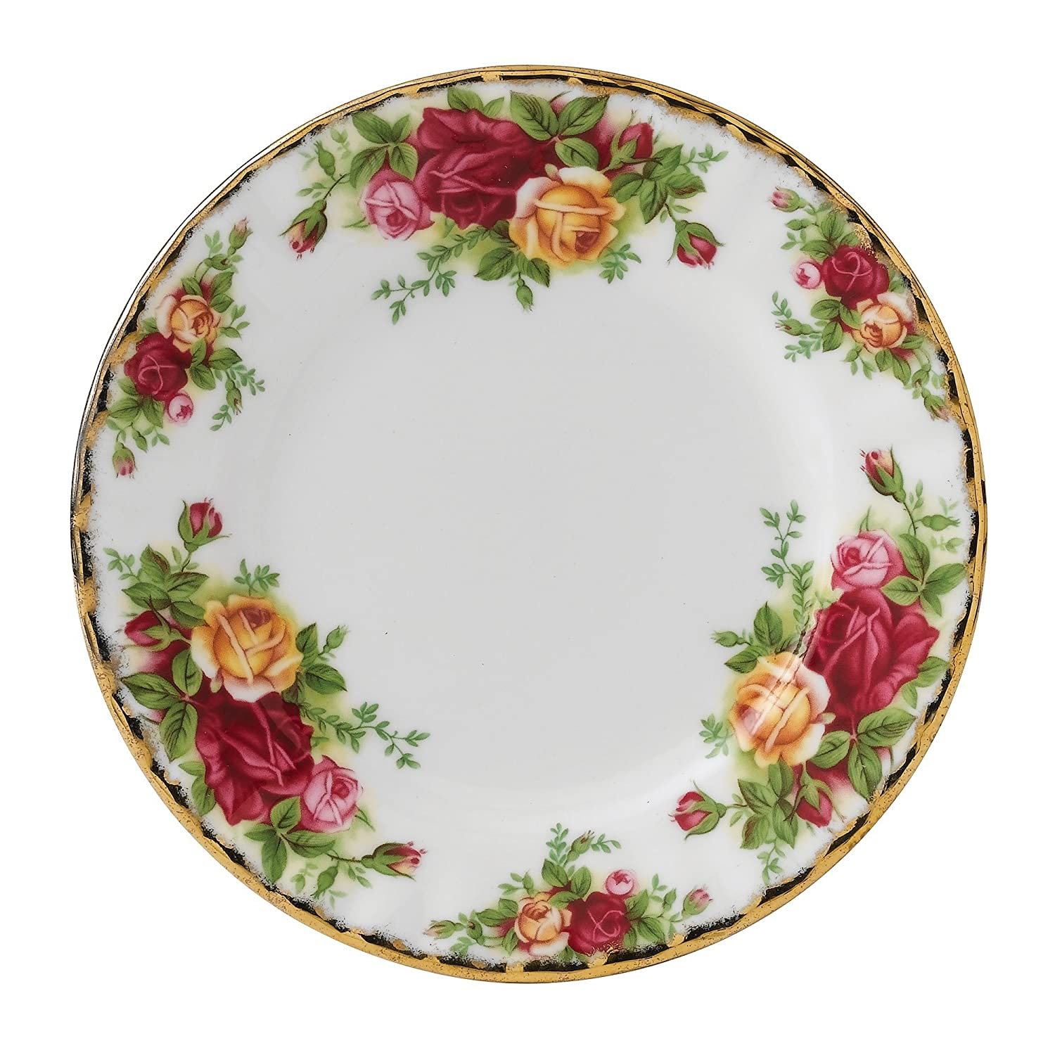Royal Albert Old Country Roses Bread and Butter Plate 15210008