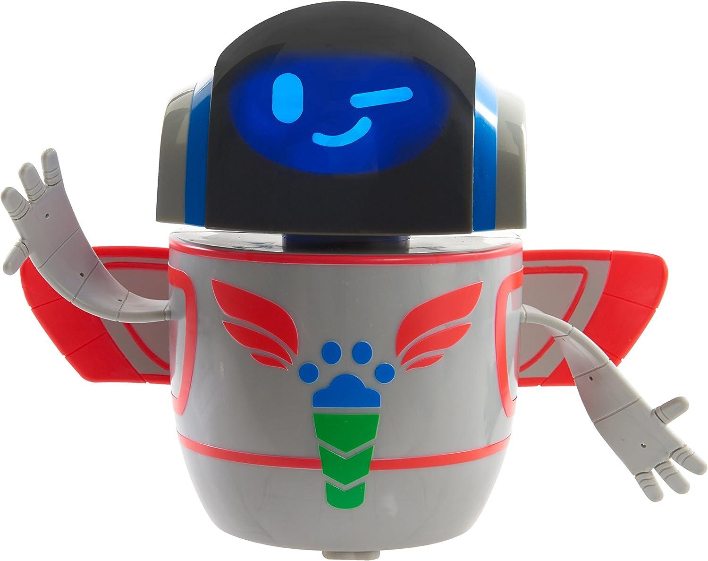 PJ Masks Luces y Sonidos PJ Robot, Multicolor, 9 Pulgadas (Just Play 95116)