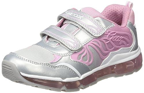 Geox Jr Android Girl A, Zapatillas para Niñas: Amazon.es