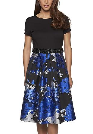 Kleid blau apart