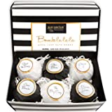 Bath Bombs Gift Set Luxury Bath Fizzies 6 Ultra Large Size 175g Natural Bath Balls Bombe la la la