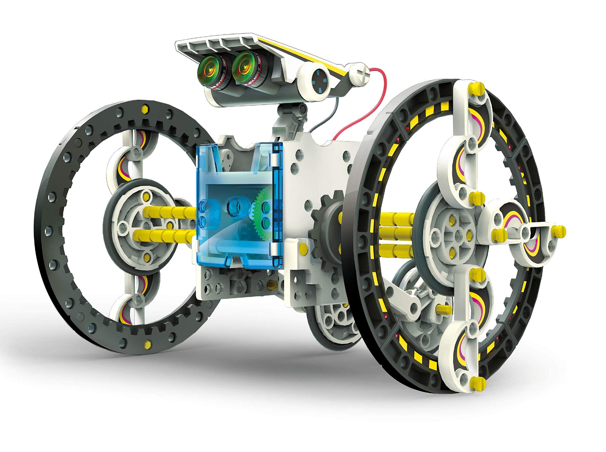 Elenco Teach Tech SolarBot Transforming Solar powered ...