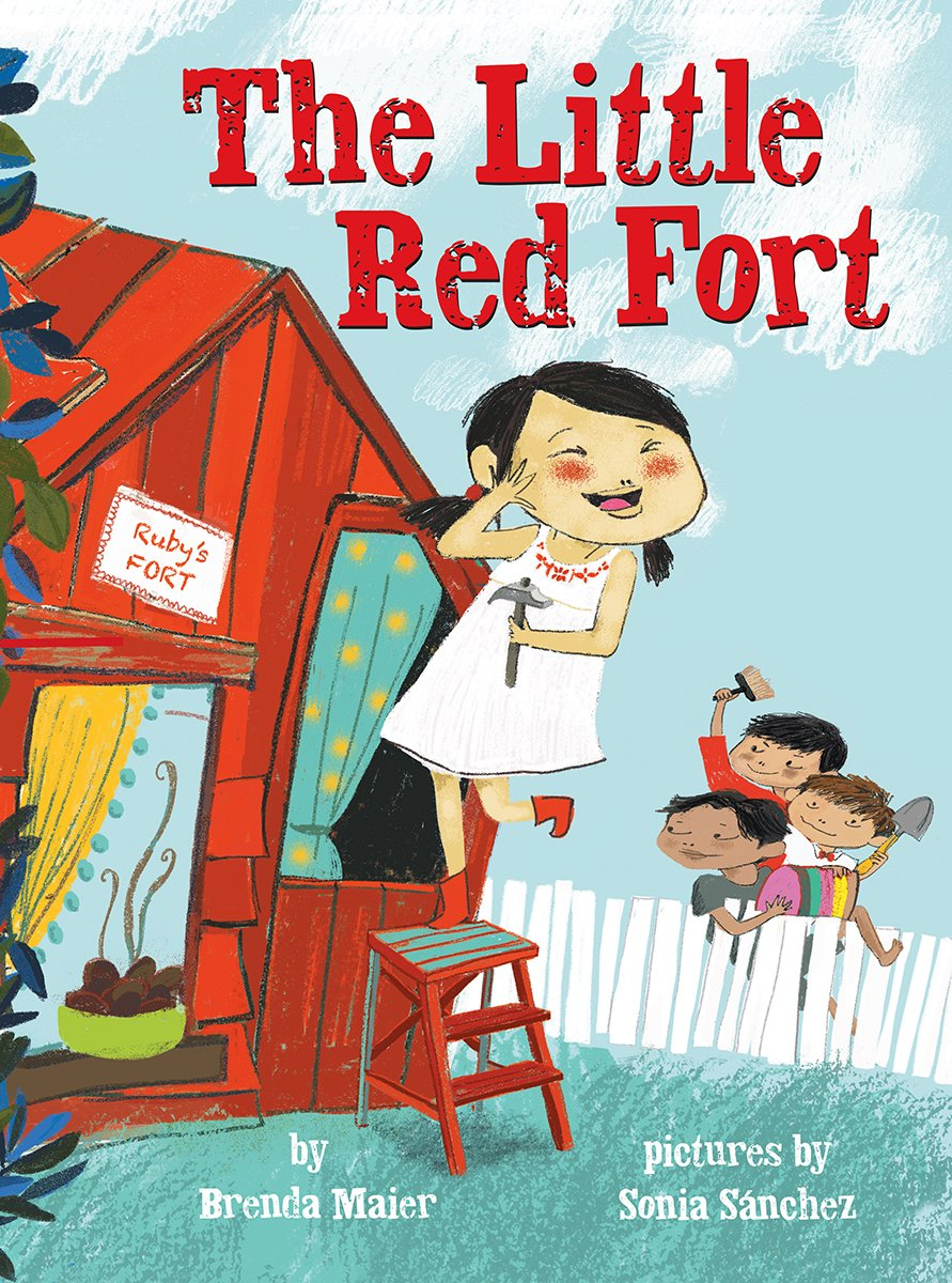 Read Online The Little Red Fort PDF