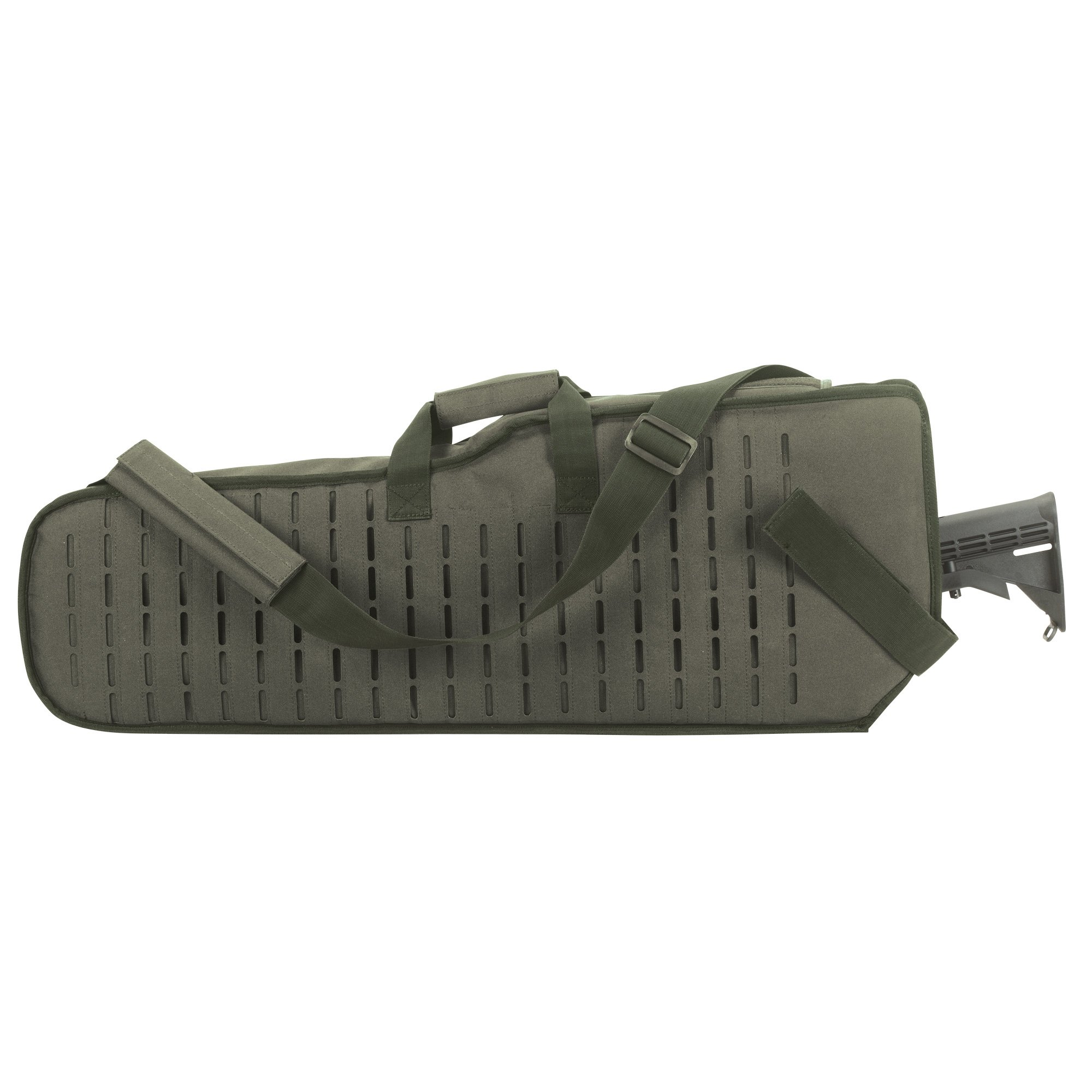 VooDoo Tactical Scope Rifle Scabbard, Olive Drab