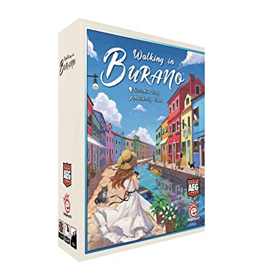 Alderac Entertainment Group Walking in Burano: Toys & Games