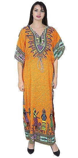 SKAVIJ Noël Caftan Aux Femmes Doux Plage Couverture Up Dashiki Baignade  Costume Maxi Robe 7a8cd202161
