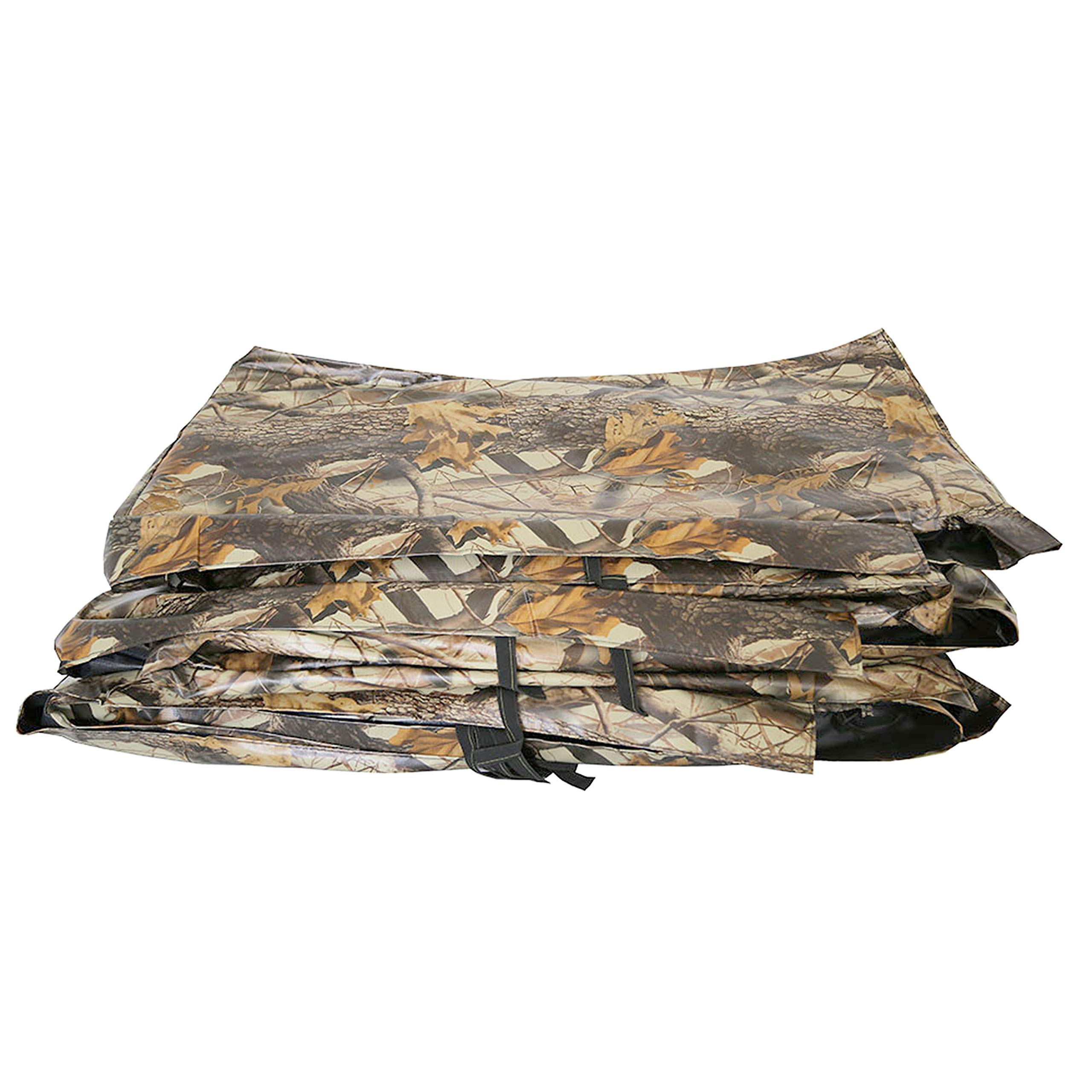 Skywalker Trampolines Camo 15' Round Spring Pad by Skywalker Trampolines (Image #1)
