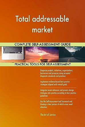 Amazon Total Addressable Market Toolkit Best Practice