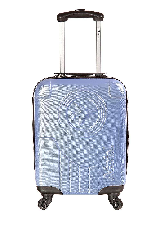 Valise cabine rigide Horizon Aerial Multimedia - 55 cm Bleu Foncé 6ih4ll