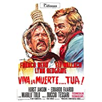 Hunters Clothing Don't Turn The Other Cheek (1971) ¡Viva La Muerte. Tua! Movie PosterGifts for Fan Lovers Posters No Framed