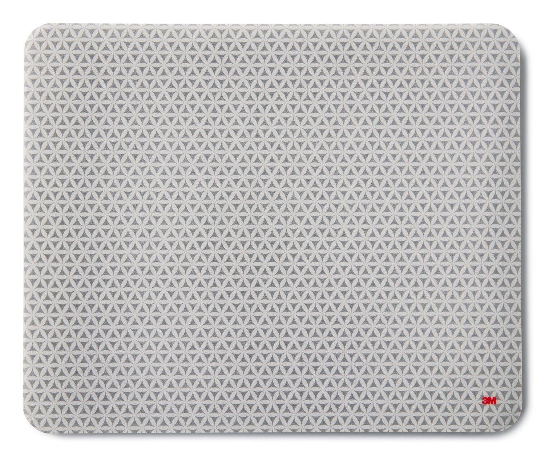 """Tappetino mouse con adesivo riposizionabile (Precise™ Mousing Surface) da viaggio """"battery saving 3M MP200PS"""