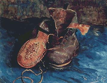 Gráfico Punto En Esquema Cruz Zapatos Papel De Patrón Campesinos EwIqxxAC4