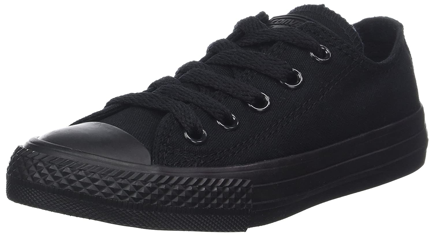 8b9ea35fd1f Amazon.com  Converse Chuck Taylor All Star Mono Ox Infant Kids Trainer  Black  Shoes