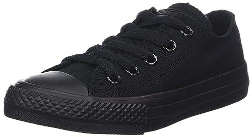 982d144c01ed Converse Unisex Kids  Chuck Taylor Ct Ox Canvas Fitness Shoes ...