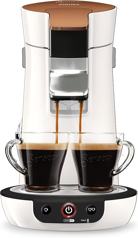 Senseo Viva Café HD7836/00 - Cafetera (Independiente, Máquina de ...