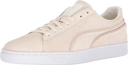 PUMA Suede Classic Exposed Seams Chaussures de Sport pour