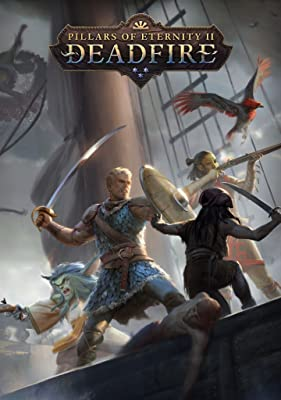 Amazon com: Pillars of Eternity II: Deadfire - Standard Edition