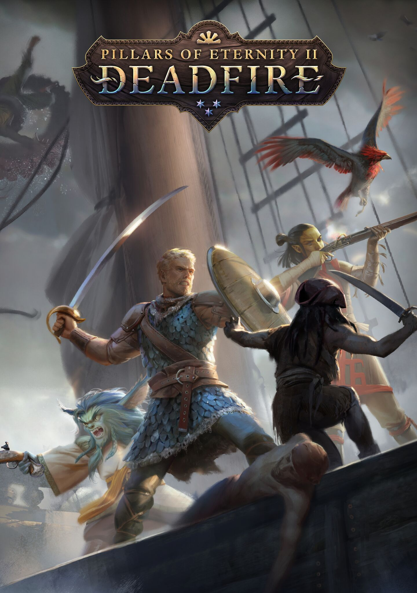 Pillars of Eternity II: Deadfire - Obsidian Edition [Online Game Code] by Versus Evil LLC