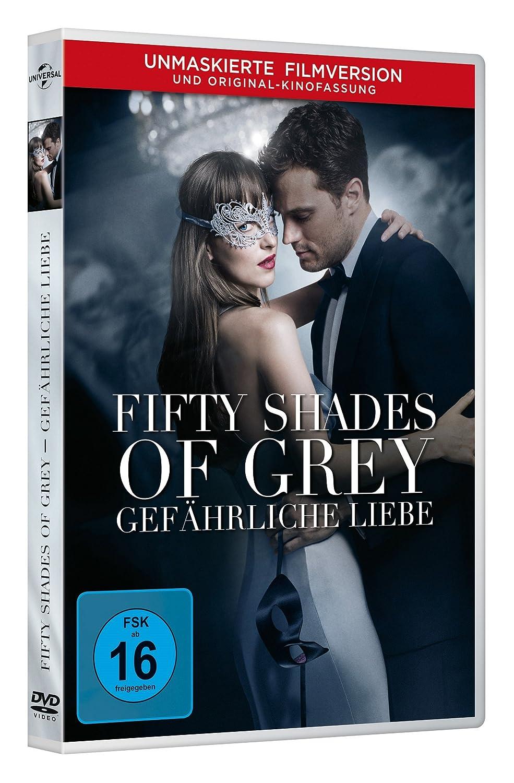 Fifty Shades Of Grey Gefährliche Liebe Unmaskierte Filmversion
