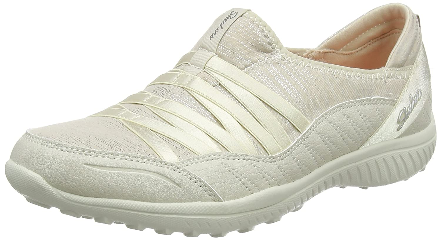 Skechers Be-Light-On The Groove, Zapatillas para Mujer