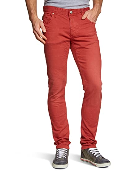 e63d3c7c Jack and Jones Tim Original Ketchup Relaxed Men's Jeans
