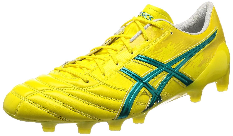 [アシックス] サッカー スパイク DS LIGHT X-FLY 3 乾選手着用モデル B06XHP5SMC 24.5 cm|ブレイジングイエロー/ラピス ブレイジングイエロー/ラピス 24.5 cm
