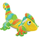 """Intex Smiling Gecko Ride-On, 54 1/2"""" X 36"""", for Ages 3+"""