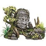 Nobby 28283 Aquarium Dekoration Aqua Ornaments Angkor Watt L-25 x B-12.5 x H-18 cm