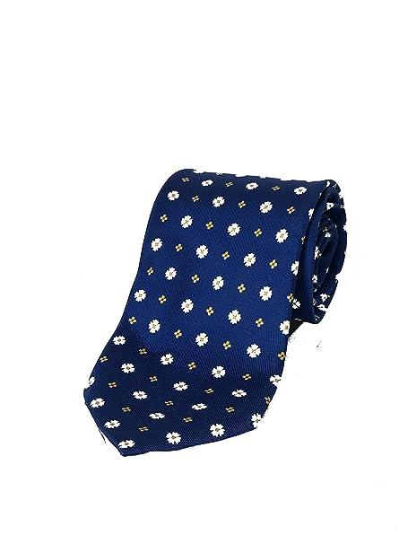 MadeWithLove - Corbata - para hombre Azul Blue Naples Talla única ...
