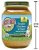 Earth's Best Organic Stage 3 Baby Food, Tender