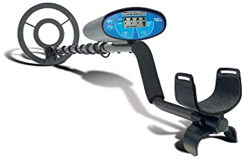 Amazon.com : Bounty Hunter QSIGWP Quick Silver Metal Detector with Pin Pointer and Carry Bag, Headphones and Combo kit : Garden & Outdoor