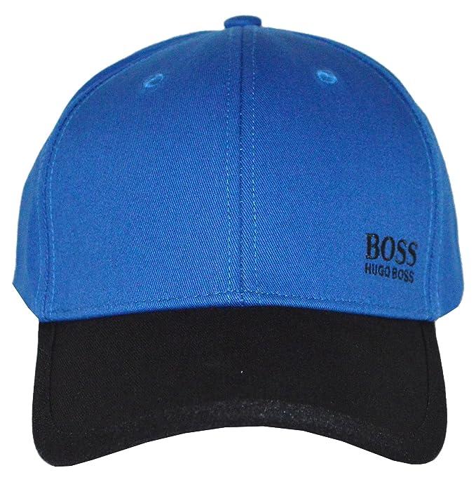 BOSS Hugo Gorra de béisbol - para Hombre Azul Azul Talla única: Amazon.es: Ropa y accesorios
